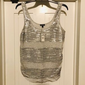 🔘EXPRESS sequence tank top WITH TAGS🔘 NEVER WORN